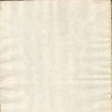 Sellos: TIMBROLOGIA.1801. FILIGRANA (MARCA DE AGUA - WATERMARKING): MEDALLON ANTORCHA. Lote 35444483