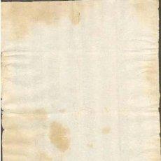 Sellos: TIMBROLOGIA.1806. FILIGRANA (MARCA DE AGUA - WATERMARKING): ESCUDO CON CORONA. Lote 35444582