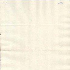 Sellos: TIMBROLOGIA.1806. FILIGRANA (MARCA DE AGUA - WATERMARKING): ESCUDO CONDAL. Lote 35444605