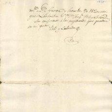 Sellos: TIMBROLOGIA.1820. FILIGRANA (MARCA DE AGUA - WATERMARKING): MEDALLON CON CAMPANA. Lote 35563366