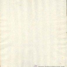 Sellos: TIMBROLOGIA.1824. FILIGRANA (MARCA DE AGUA - WATERMARKING): ESCUDO ML. ELIAS. Lote 35563494