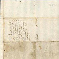 Sellos: TIMBROLOGIA.1832. FILIGRANA (MARCA DE AGUA - WATERMARKING): LIBELULA. Lote 35563941