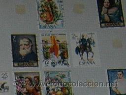 Sellos: IMPRESIONANTE LOTE DE 400 SELLOS DE ESPAÑA DE DIFERENTES ÉPOCAS.IDEAL PARA COLECCIONISTAS. - Foto 9 - 37609423