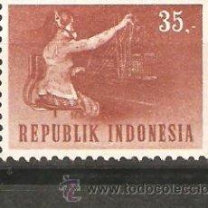 Sellos: LOTE B2 SELLO INDONESIA NUEVO SIN FIJASELLOS. Lote 37740590
