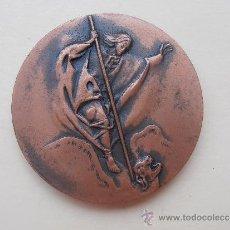 Sellos: MEDALLA III EXHIBICION FILATELICA Y NUMISMATICA DE BARCELONA EN 1.976. Lote 38169102