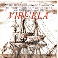 Sellos: 2004 BICENTENARIO DE LA REAL EXPEDICIÓN DE LA VACUNA DE LA VIRUELA FOLLETO POSTAL FILATELICO. Lote 178891105
