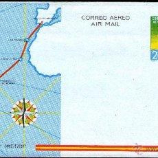 Sellos: AEROGRAMAS AÑO 1981 ESPAÑA Nº 201 SIN CIRCULAR. Lote 50773222