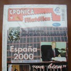 Sellos: REVISTA CRONICA FILATELICA Nº 180 SEPTIEMBRE AÑO 2000. Lote 52483532