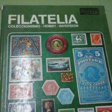Sellos: LIBRRO DE FILATELIA 1974. Lote 54113295