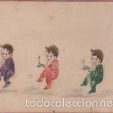 Sellos: RAREZA - TARJETA POSTAL CONFECIONADA - COLAGE - CON SELLOS DE CORREOS - EDITOR PAX. Lote 55238273