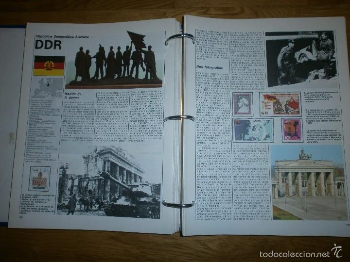 Sellos: Colección de fascículos de sellos - Foto 2 - 58228228