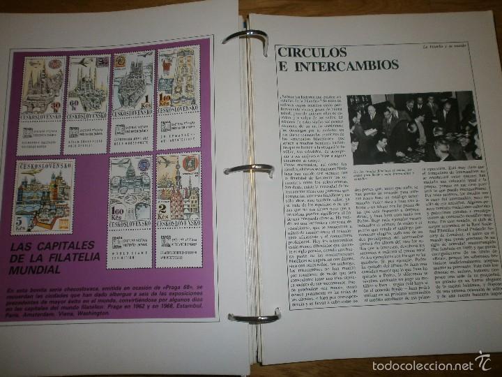 Sellos: Colección de fascículos de sellos - Foto 3 - 58228228