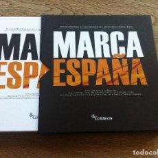 Sellos: LIBRO TEMATICO SELLOS MARCA ESPAÑA. CORREOS. Lote 71592979