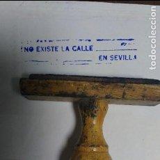 Sellos: SELLO CAUCHO CORREOS EN DESUSO. Lote 77887137