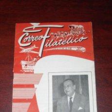 Sellos: CORREO FILATELICO Nº 4 DICIEMBRE 1961 CUADERNO FILATELIA - REVISTA TECNICA - VER DETALLES. Lote 87455088