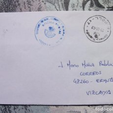 Sellos: MARCOFILIA - RIPOLL - SELLO OFICIAL OFICINA DE CORREOS.. Lote 98636107