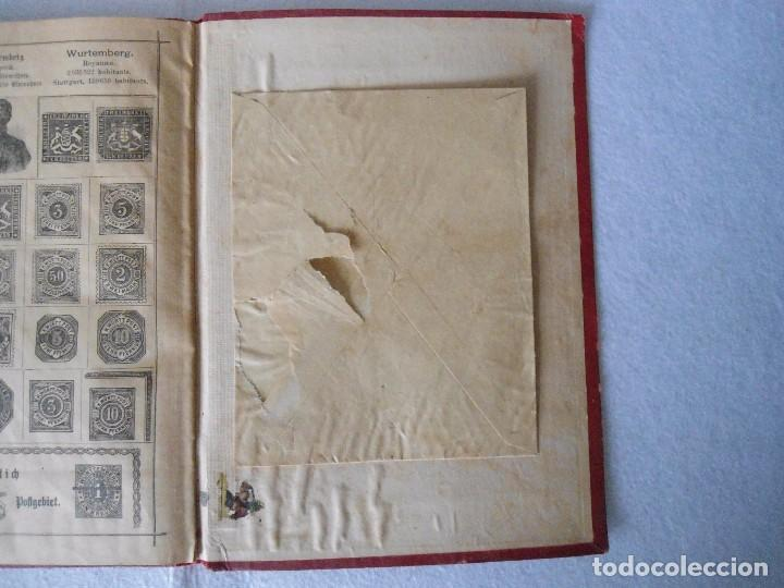 Sellos: ANTIGUO ALBUN TIMBRES-POSTE FINALES SIGLO XIX - Foto 50 - 100722279