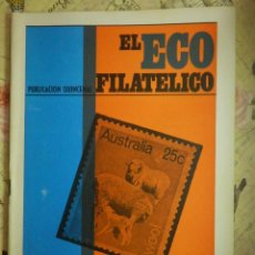 Sellos: REVISTA FILATÉLICA - ECO FILATÉLICO NUMISMÁTICO - Nº 532 - 1 DE SEPTIEMBRE DE 1969 - . Lote 103350679