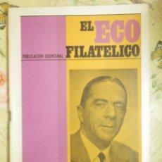Sellos: REVISTA FILATÉLICA - ECO FILATÉLICO NUMISMÁTICO - Nº 527 - 15 DE MAYO DE 1969 - . Lote 103350767