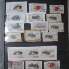 Sellos: LOTE ESPAÑA- ATM- DIFERENTES VALORES- X 5 FOTOS. Lote 104018059
