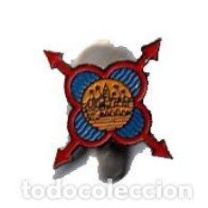 Sellos: MUY RARO PIN DE FEFIAN (FEDERACION FILATELICA ANDALUZA). ESCUDO DE CORDOBA (PRIMERA SEDE). Lote 104987351