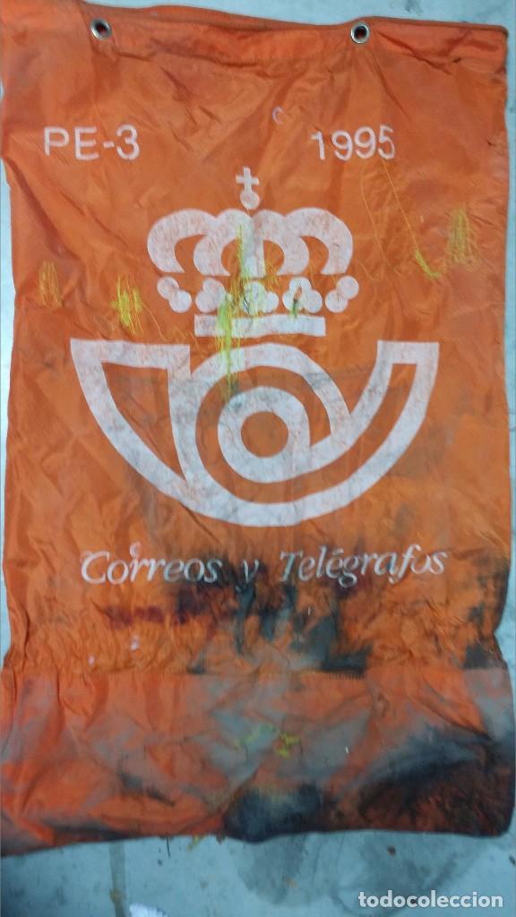 SACA CORREOS 1995 NARANJA (Sellos - Material Filatélico - Otros)