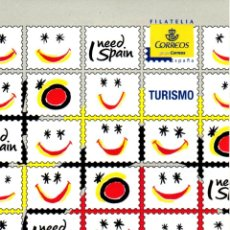 Sellos: ESPAÑA.- FOLLETO DE INFORMACIÓN FILATÉLICA AÑO 2013.- TURÍSMO. Lote 115108559