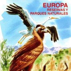Sellos: ESPAÑA.- FOLLETO DE INFORMACIÓN FILATÉLICA Nº 9/1999.- EUROPA. Lote 115401559