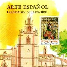 Sellos: ESPAÑA.- FOLLETO DE INFORMACIÓN FILATÉLICA Nº 11/1999.- ARTE ESPAÑOL. Lote 115401899