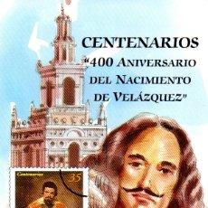 Sellos: ESPAÑA.- FOLLETO DE INFORMACIÓN FILATÉLICA Nº 21/1999.- CENTENARIOS. Lote 115404075