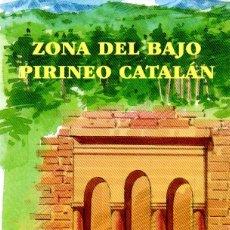 Sellos: ESPAÑA.- FOLLETO DE INFORMACIÓN FILATÉLICA Nº 23/1999.- ZONA DEL BAJO PIRINEO CATALÁN. Lote 115404367