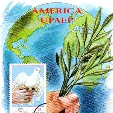 Sellos: ESPAÑA.- FOLLETO DE INFORMACIÓN FILATÉLICA Nº 27/1999.- AMÉRICA-UPAEP. Lote 115404995