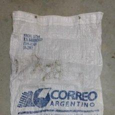 Sellos: SACA DE CORREOS ARGENTINA, 2011 CORREO ARGENTINO. Lote 115427995