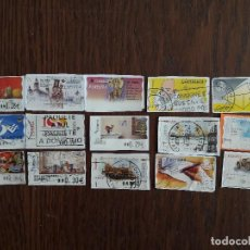 Sellos: LOTE DE 15 SELLOS ES ESPAÑA ATMS. Lote 117678439