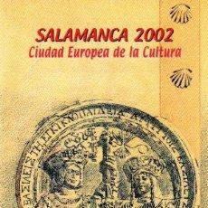Sellos: ESPAÑA.- FOLLETO DE INFORMACIÓN FILATÉLICA AÑO 2001, Nº 24/2001. Lote 118684075