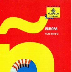Sellos: ESPAÑA.- FOLLETO DE INFORMACIÓN FILATÉLICA AÑO 2012. Lote 119859523