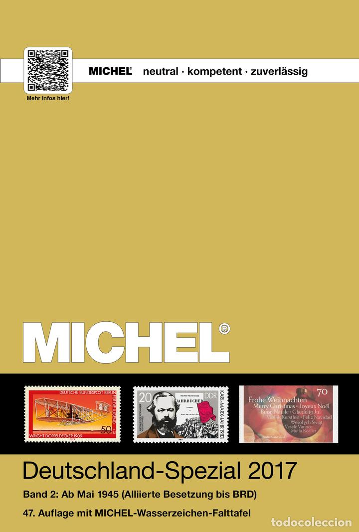 michel briefmarken katalog