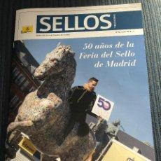 Sellos: REVISTA 'SELLOS Y MUCHO MÁS', Nº 52. JUNIO 2018. ACTUALIDAD FILATÉLICA. NUEVA.. Lote 126427583