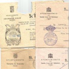 Sellos: FILATELIA FRANQUICIAS. Lote 139094266