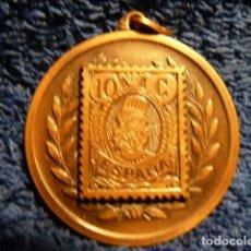 Sellos: MEDALLA DE LA EXPOSICION FILATELICA DE 1971-CALDAS DE ESTRACH. Lote 139249038
