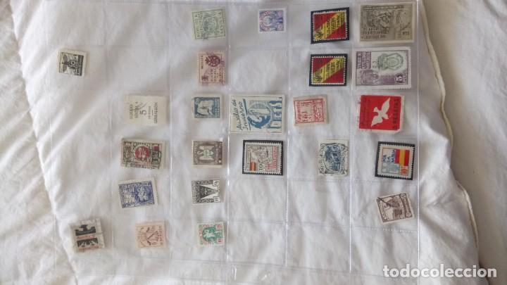 Sellos: 52 sellos diferentes del auxilio social - Foto 2 - 139284018