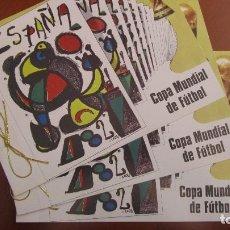Sellos: FERIA NACIONAL DEL SELLO - FNMT -ESPAÑA 82. Lote 140643310