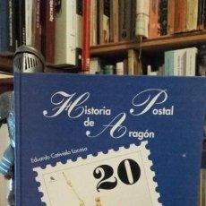Selos: CATIVIELA: HISTORIA POSTAL DE ARAGON, (EDICIONES 94, 1995).. Lote 146578154