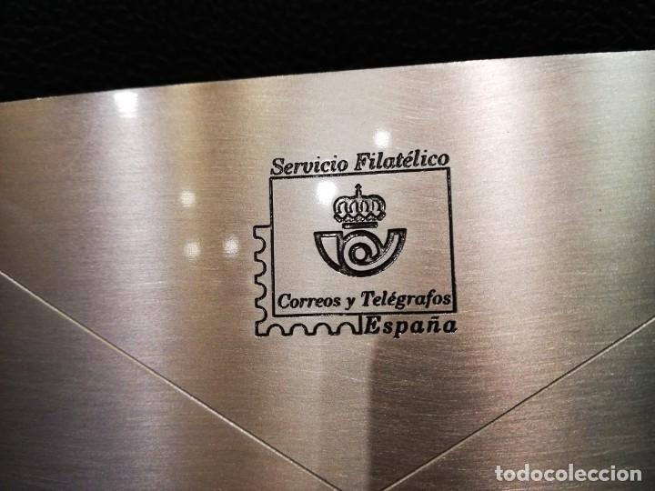 Sellos: EXPOSICIÓN MUNDIAL DE FILATELIA - ESPAÑA 2000 - Foto 8 - 161092908