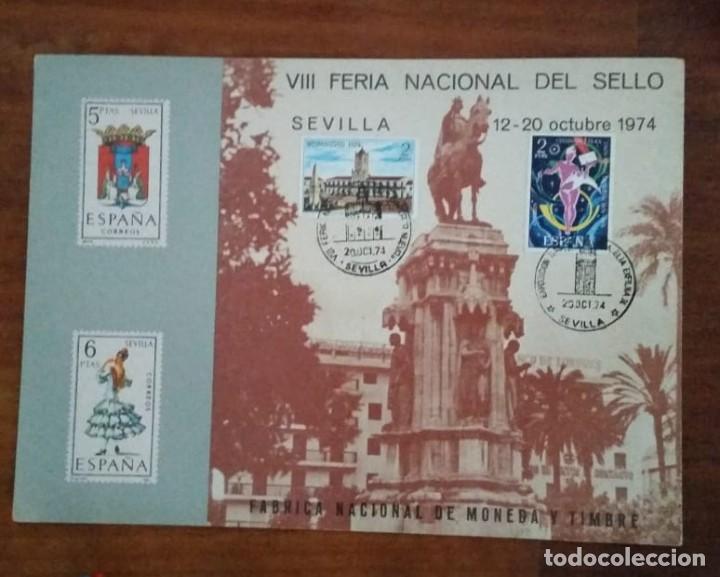 1974 FILATELIA SELLOS (Sellos - Material Filatélico - Otros)