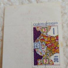 Sellos: 2 SELLOS DE LA COLECCIÓN DE SELLOS CHOCOLATES CEMOI. Lote 154465340