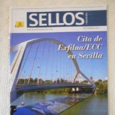 Sellos: SELLOS. BOLETIN DEL SERVICION FILATELICO DE CORREOS. Nº 53, SEPTIEMBRE 2018. 31 PAGINAS. 130 GRAMOS.. Lote 154604010
