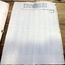 Sellos: PAPEL SELLADO - TIMBROLOGÍA - AÑO DE 1834 - SELLO DE OFICIO DE CUATRO MARAVEDÍES EN BLANCO. Lote 157816262