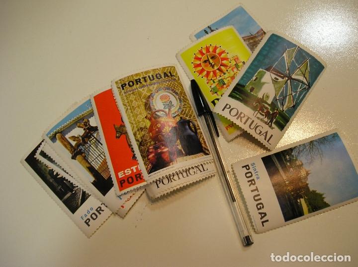 Sellos: portugal sellos estampitas recordatorios elementos coleccionables........... lote de 17 (19) - Foto 2 - 160549474