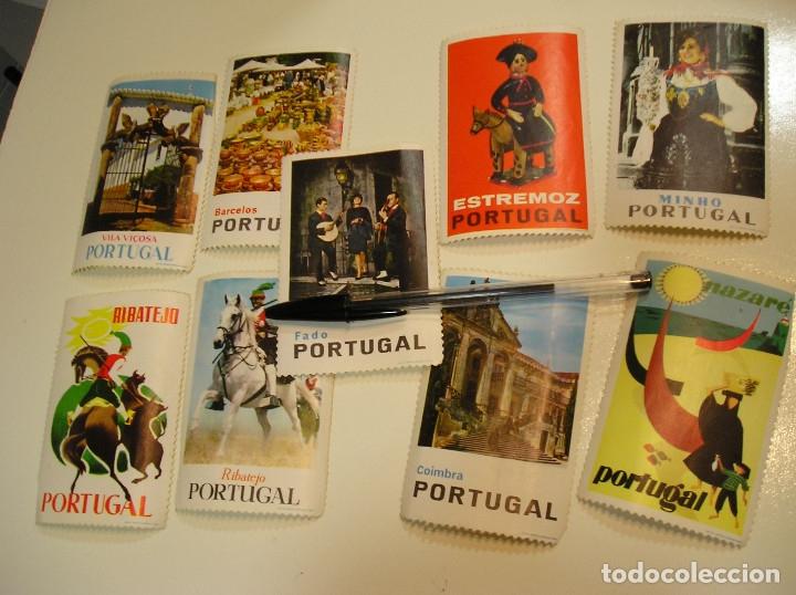 Sellos: portugal sellos estampitas recordatorios elementos coleccionables........... lote de 17 (19) - Foto 5 - 160549474
